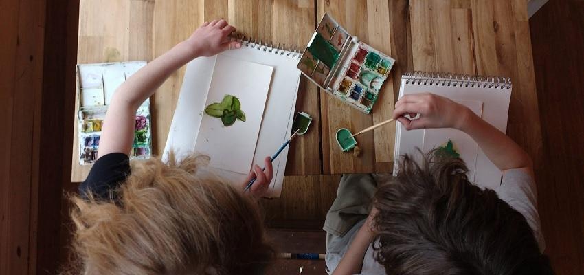 Görsel Sanatlar İlkokul